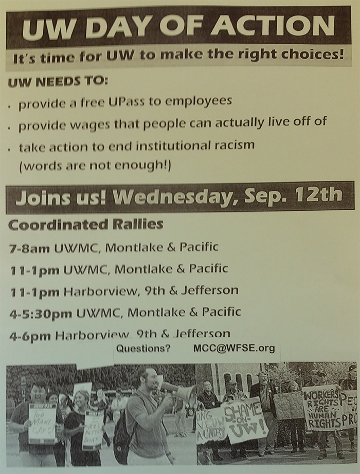 UW Rally Sep 12