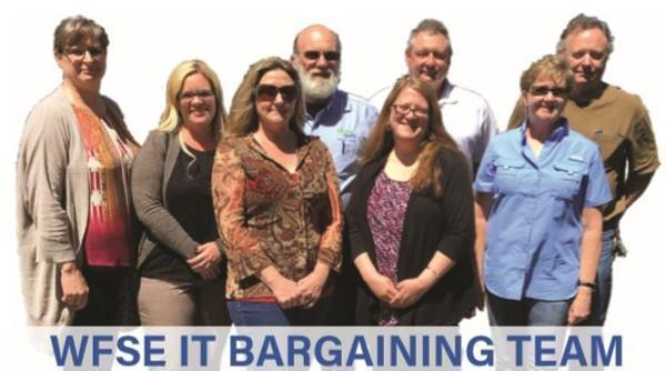 WFSE IT Bargaining Team